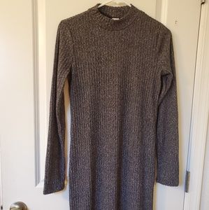 Gap mockneck sweater dress